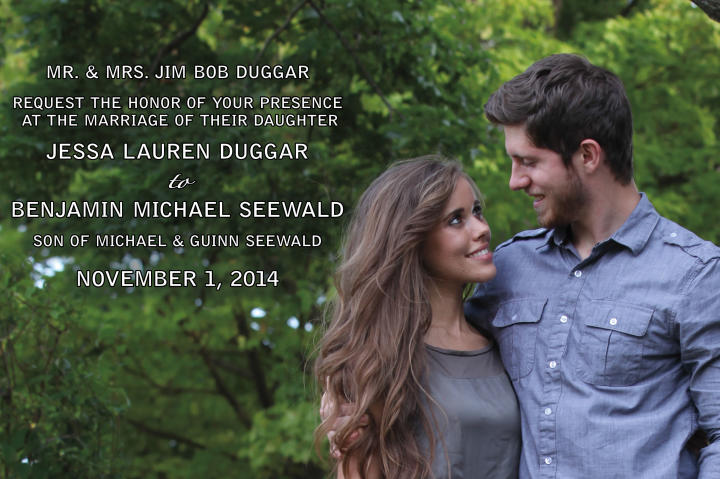 You watched Jessa Duggar and Ben Seewald court, and now the happy couple is