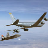Planes and refueling technology have come a long way in the past 90 years.