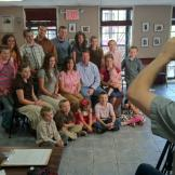 AOL interviews the Duggar family. If you're interested in purchasing