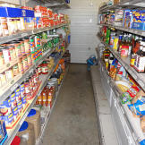 Tour the Duggar Home   Kids and Counting   TLCNow THAT    s a pantry