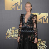 2016 MTV Movie Awards - Arrivals Charlize Theron