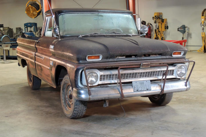 1965 C-10 Pickup Truck