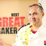 The contestants of Next Great Baker release a little steam -- and icin