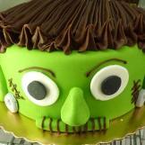 Buddy's Halloween Cakes