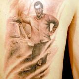 Domenic Franco's Tattoo