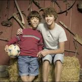 Zach and Jeremy Roloff