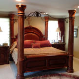 Maddalena's Bedroom