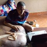 Hai lives in a remote region of Vietnam.