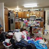 Karen's Home: The Kitchen, Before