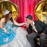 Gypsies find and seek love at the Valentine's Day Ball.