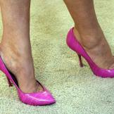 Pink Pumps from