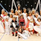 Winter Beauties pageant winners