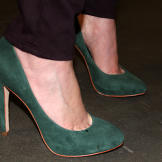 Green pumps by Dolce Vita/dolcevita.com