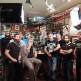 Burt Reynolds and the Fast N' Loud Crew