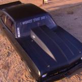 Murder Nova Rides a 1969 Chevy Nova
