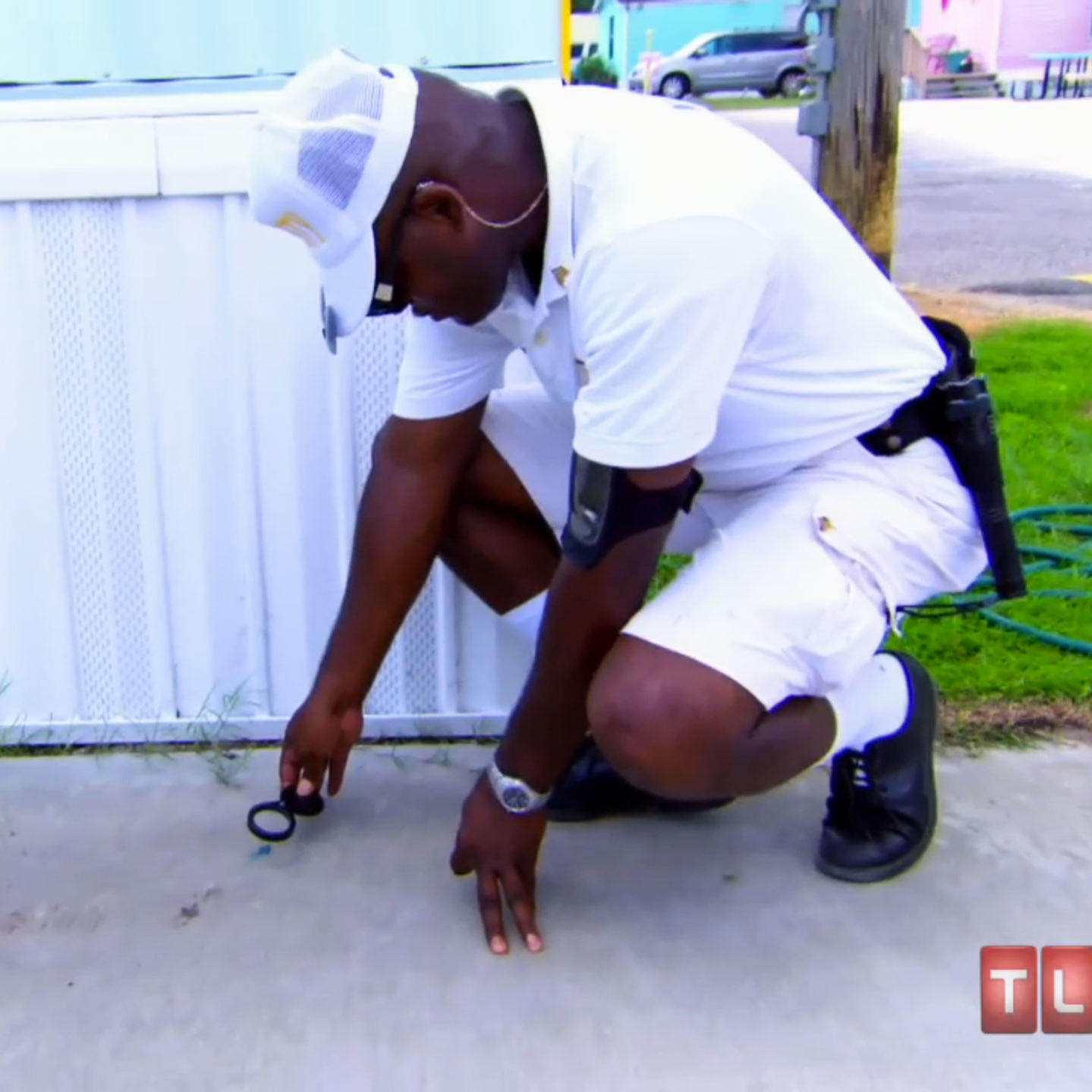 Welcome to Myrtle Manor:Marvin Investigates: Cameras vs. Security at the Trailer Park