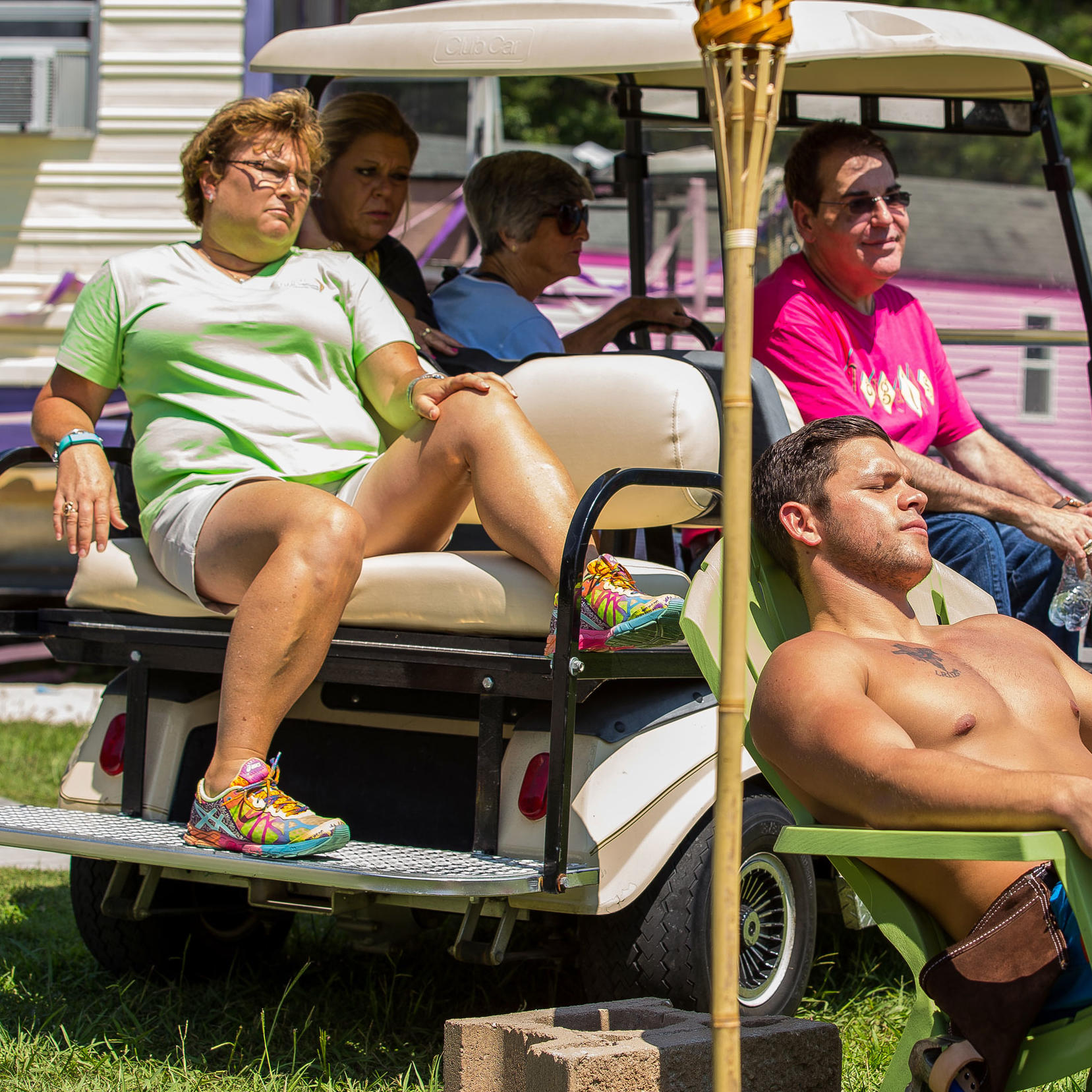 Meet The Residents of Myrtle Manor