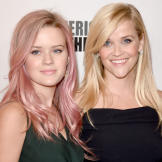 mother-daughter-lookalikes reese witherspoon
