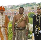 The Undercover Princes: Crown Prince Manvendra of Rajpipla, Prince Afr