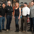 The MythBusters in the fall of 2009.