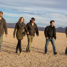 Tory, Kari, Jamie, Grant and Adam traveled to the Mojave Desert in 2013 to shoot the JATO revisit -- 10 years after the first episode of MythBusters aired.