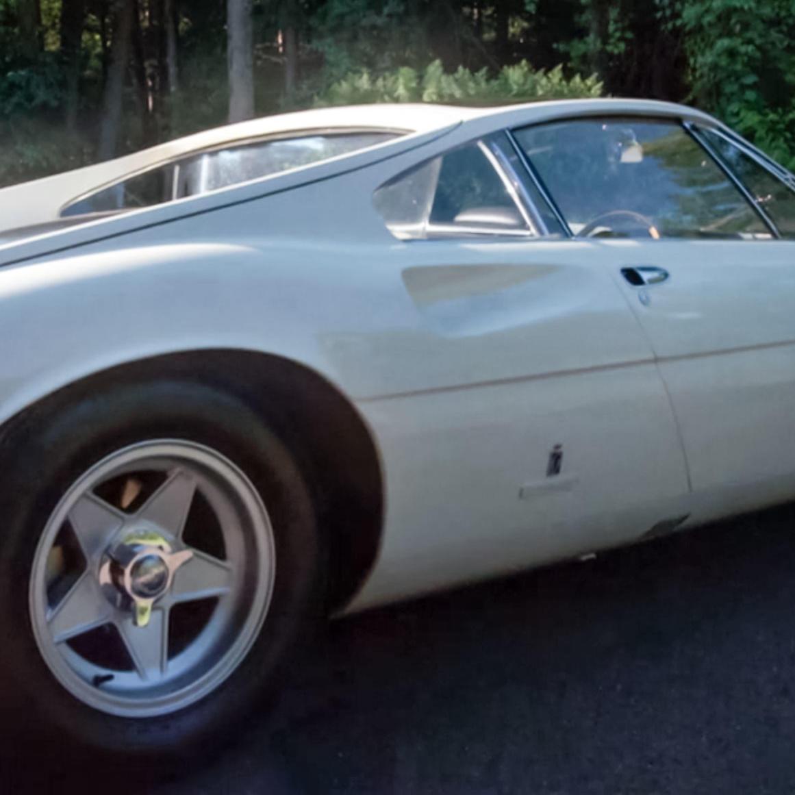 Wayne Carini Loves Ferraris