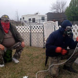 Turtleman and Neal are ready and waiting - they're not going anywhere