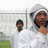 Inmates at Angola Prison can choose to cooperate with officials at the penitentiary and earn special privileges, most of which allow them to work with animals.