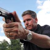 Although Rich loves the legend of the Single Action Army Colt, nothing beats the Browning .45 for classic semi-auto.