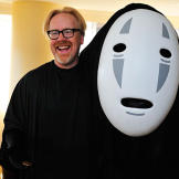 The face behind No-Face: Adam Savage. Adam Tweeted that he made the co