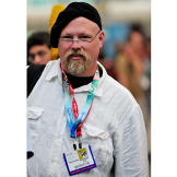 Not a bad likeness of Jamie Hyneman at all! Although sometimes Jamie c