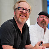 On Saturday, July 23, 2011, Adam Savage and Jamie Hyneman signed autog