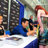 These two viewers so impressed Grant Imahara, he emailed their picture