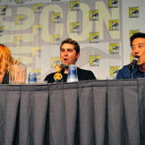 Tory Belleci and Grant Imahara react to an uncharacteristic off-color