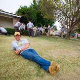In February 2010, Mike Rowe joined the nonprofit group GreenCare for T