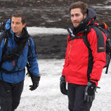 "How did Jake Gyllenhaal prepare for taking on the treacherous terrains of Iceland with Bear Grylls? In his words, ""Uh ...  I've done nothing to prepare for this situation, so I feel like that's somewhat appropriate."""