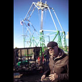 Jamie Hyneman explains the engineering behind the chunkin of punkins.