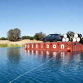 "Behold the ""upside-down underwater car"" before it is upside-"