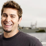 Tory Belleci relaxes in front of Discovery Channel's cameras during th