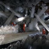 Crew Endures Life-Threatening Cave Temperatures