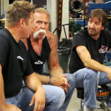 On June 22, 2011, the first American Chopper Aftershow was shot. For t