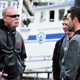 "Senior: ""Talkin' to Captain Phil's boys [Jake and Josh Harris] about t"