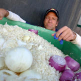 """According to its Web site, Gills Onions in Oxnard, Calif., is """"on"""