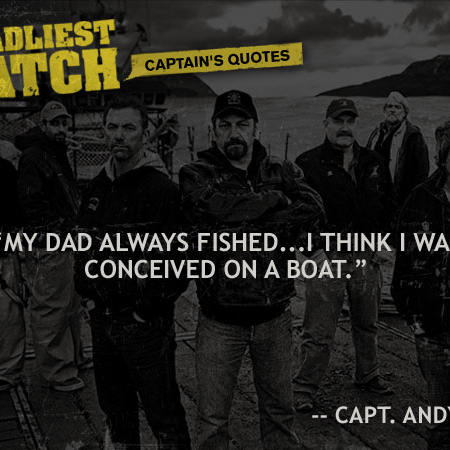 Captain Andy Hillstrand Quotes