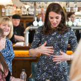 The Duchess Describing Her Pregnancy