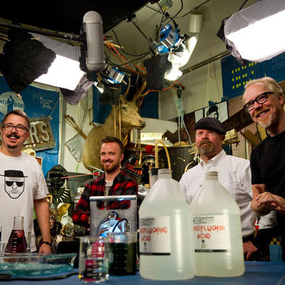 Breaking Glass With Sound Mythbusters