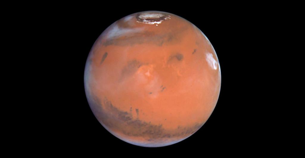 mars planet banner - photo #1