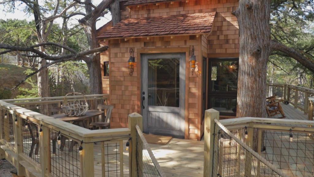 Texas Sized Treehouse Treehouse Masters Animal Planet