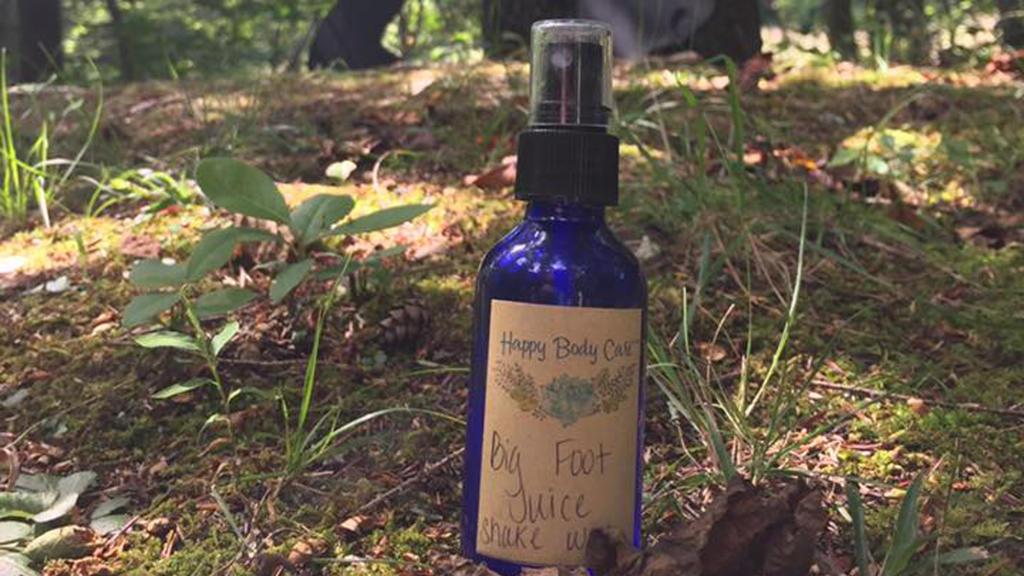 A North Carolina Woman Invented Spray To Attract Bigfoot