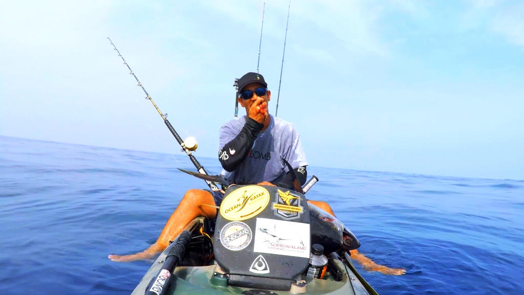The fish heart tradition pacific warriors discovery for Fishing shows on discovery channel